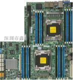 超微 X10DRW-I 伺服器主板