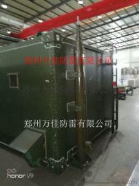 18米车载天线升降杆-    营房升降避雷针