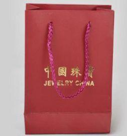 环保包装纸袋,珠宝手提袋,定做礼品纸手提袋