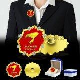 企業徽章南京江蘇西裝胸針杭州logo胸章定製