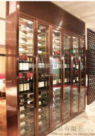 不锈钢酒柜,不锈钢红酒柜,不锈钢酒柜加工