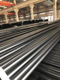 天津潞沅涂塑钢管 电力穿线管 热浸塑钢管厂家