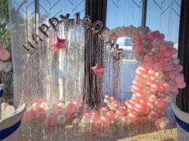 昆明花语花香造型气球