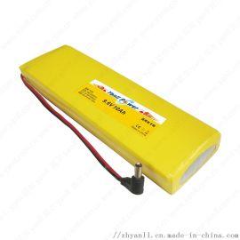 防爆电子秤电池9.6V 10Ah 5C