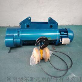 现货供应钢丝绳电动葫芦 10TCD型电动葫芦