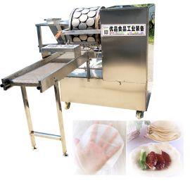 做烤鸭皮的机器 全自动烤鸭皮生产设备