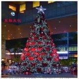 北京大型聖誕樹場景佈置廠家大型聖誕樹場景佈置公司