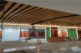 E家开饭餐厅铝方管 营业厅木纹铝方管