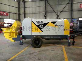 混凝土泵在农村的需求量及作用