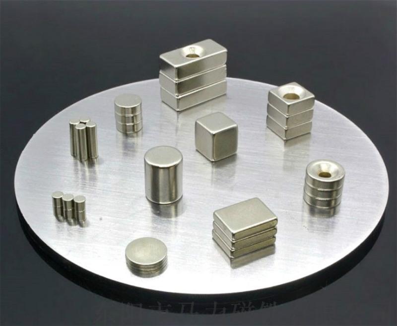 粘结钕铁硼强力磁铁 纽扣磁铁 手机支架磁铁
