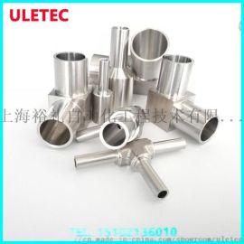 不锈钢焊接接头 卡套接头 各种规格气体管道用接头