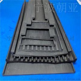 耐磨损阻燃工程机械橡胶耐磨垫带