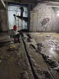 銅陵污水池斷裂縫堵漏