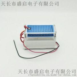 10克g/h臭氧发生器 臭氧电源+10g高效臭氧片