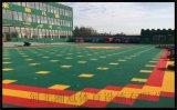 秀山縣氣墊懸浮地板籃球場塑膠地板拼裝地板