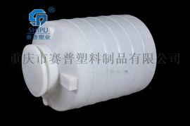 500L聚乙烯水箱0.5立方装水罐 塑料大水桶