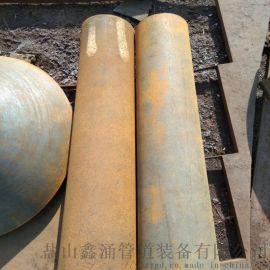 卷焊十五米锥形避雷针|1000*800两米长锥形管
