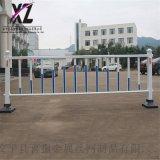 阳圩公路市政护栏,喷塑锌钢防护栏,大量市政护栏现货