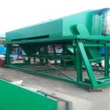 气运供应导轨式翻抛机 秸秆堆肥发酵翻堆机 有机肥好氧发酵翻堆机