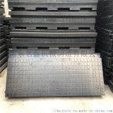交通设施橡胶道口板 道路减速橡胶道口板 橡胶道口板