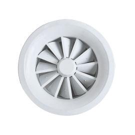 瑞能铝合金中央空调风口 电动温控旋流风口