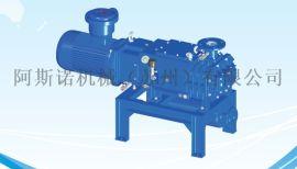 干式无油螺杆真空泵108/180立方耐腐蚀螺杆泵