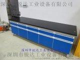实验工作台钢木化验台理化板台价格