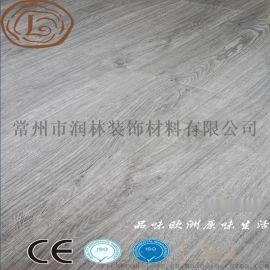 高亮面倒角耐磨复合强化乙烯基地板