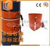 200L硅胶油桶加热带 可控温硅橡胶电热片