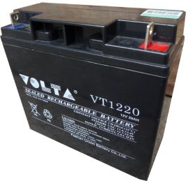 VOLTA 12V20AH铅酸蓄电池UPS应急电源