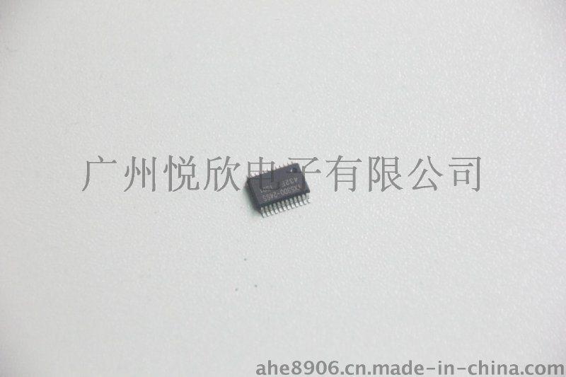 YX6300-24SS MP3主控芯片 MP3芯片方案 挂U盘SD卡芯片 盘符SPI