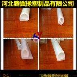 腾翼厂家批发定制 硅胶密封制品 e型硅胶密封条