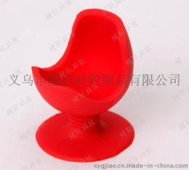 硅胶吸蛋杯 硅胶鸡蛋托 硅胶杯 厨房用品