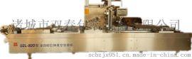 供应厂家热销DZL-520全自动拉伸膜真空包装机台湾香肠真空包装带喷码机不锈钢制造价格合理诸城产业带