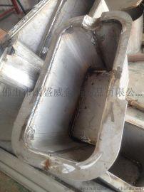 国盛威15年专业生产加工不锈钢水槽,来图定制