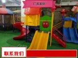 大量供应幼儿园组合滑梯量大价优