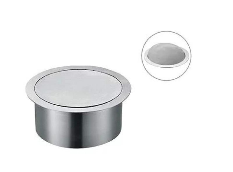 洗手檯面垃圾桶哪家質量好、304不鏽鋼材質