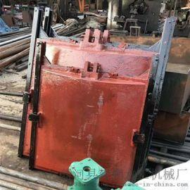 管道平面铸铁闸门型号|双止水铸铁镶铜闸门供应商