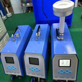 响应新国标HJ995-2018的氟化物采样器