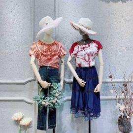 大码真丝女装长春唯众良品店地点品牌女装尾货旗袍卡秀女装地摊羽绒服尾货市场
