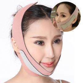 臉部按摩器瘦臉神器v臉瘦臉帶瘦臉器繃帶瘦臉面罩