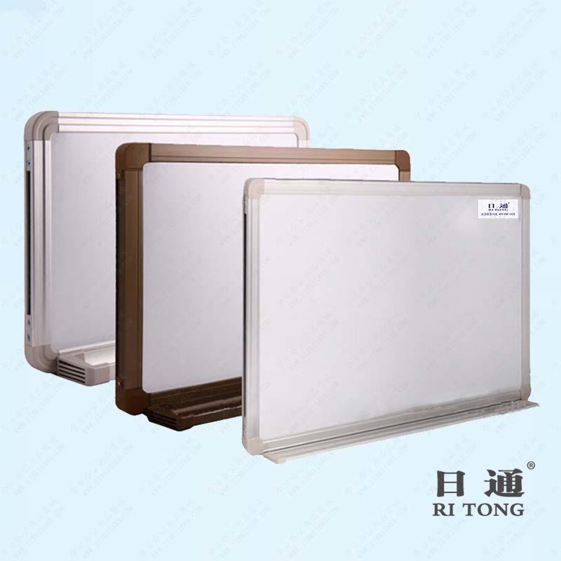 搪瓷白板 日通白板 定制学校用教学白板厂家