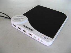 USB HUB多功能音乐鼠标垫(AGL-519)