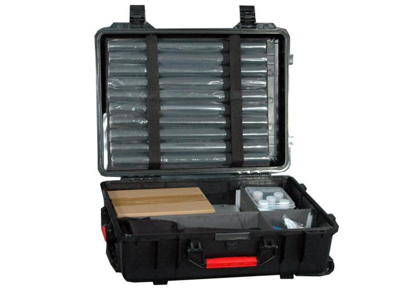 HXZJ-VI型平面和立體足跡提取箱