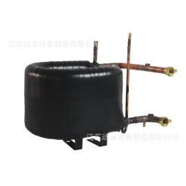 3P热泵套管换热器 空气能套管高效铜管换热器