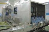 客户案例全自动大桶装水包装设备全套生产线