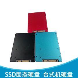 2.5寸SSD固态硬盘 台式机硬盘M.2 NGFF TO SATA3接口64GB固态硬盘