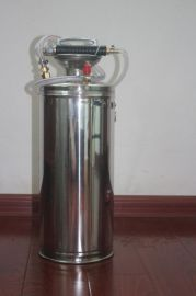 4L加超高档加固养兰花不锈钢喷药打药浇水消毒园艺农用喷雾器