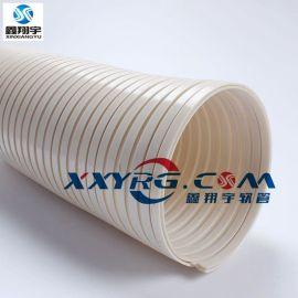 PVC定型风管,扣管,万向伸缩管,电子厂锡焊排烟风管,硬质PVC定型管