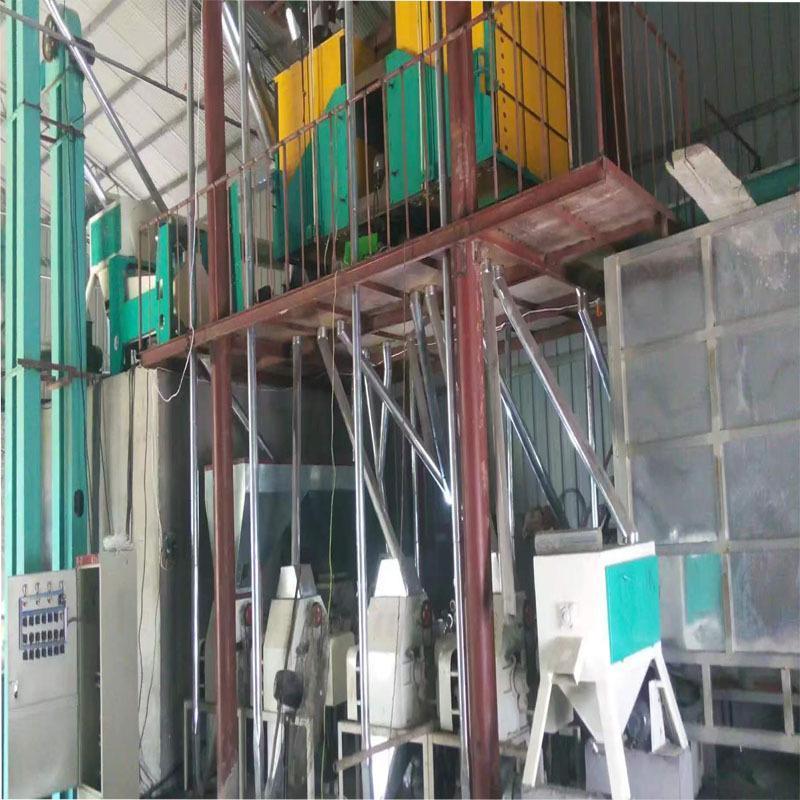 厂家直销杂粮全套磨面粉机械
